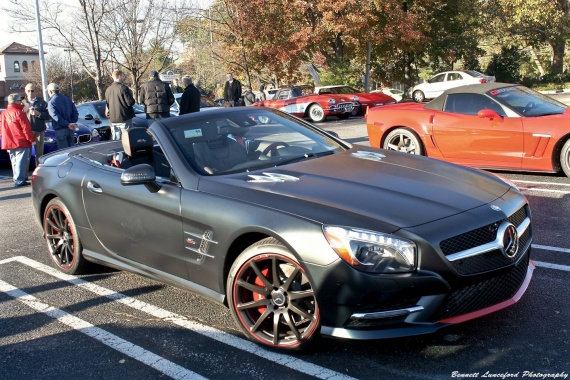 SL 550 Mille Miglia 417 Edition from Mercedes-Benz
