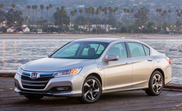 A Plug-in Hybrid from Honda will be out by 2018