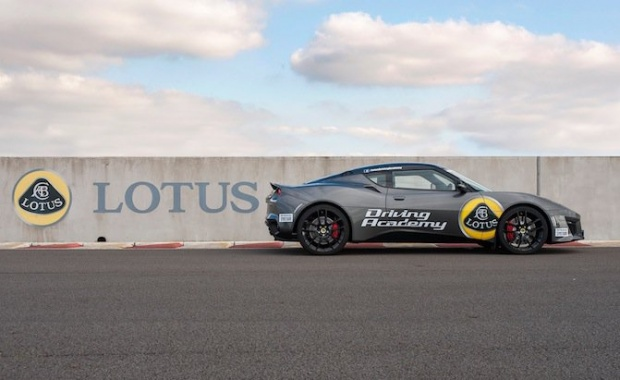 The Whole World will see Lotus Driving Academy