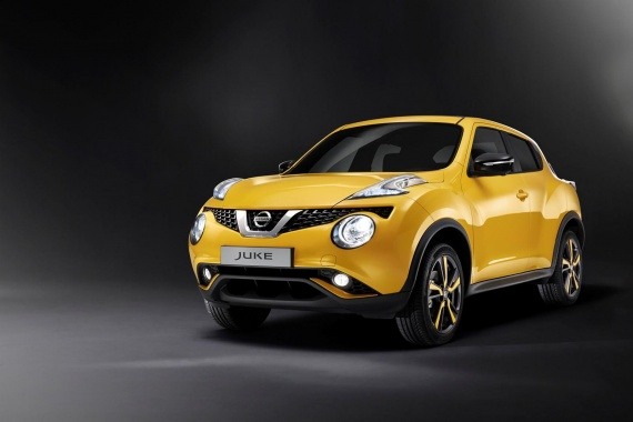 A Range-Extended Powerplant in Next-Gen Nissan Juke