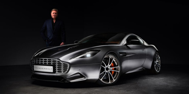 A New Supercar from Henrik Fisker