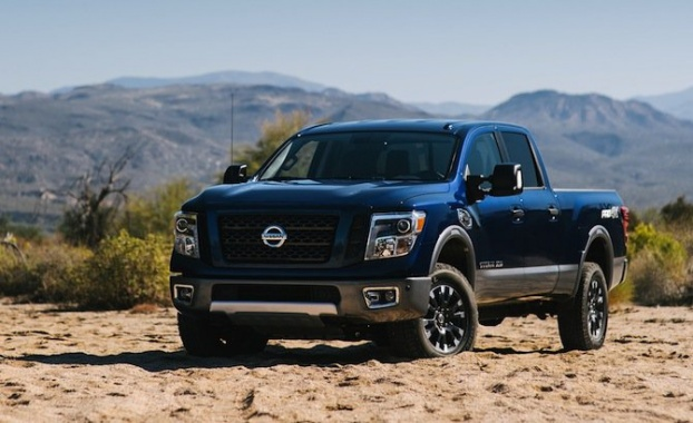 5.6L Petrol V8 for 2016 Nissan Titan