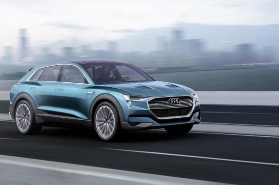 Audi may introduce h-tron Quattro Concept in Detroit