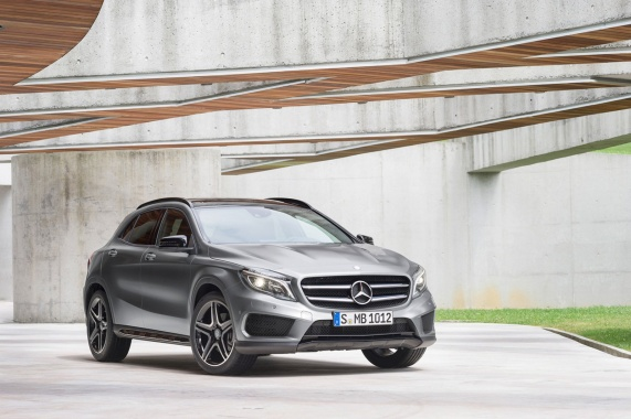 Upgrades for the 2016 Mercedes-Benz GLA