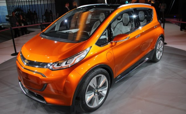 GM about Chevrolet Bolt: it will be Available by 2016