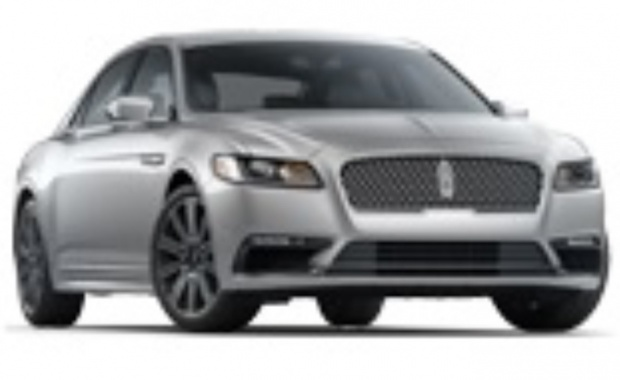 Lincoln Continental Probable Leakage