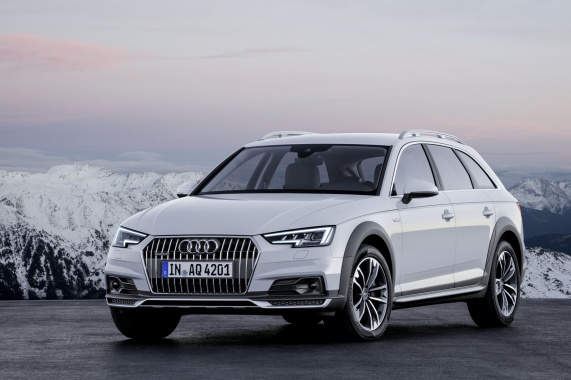2017 Allroad from Audi
