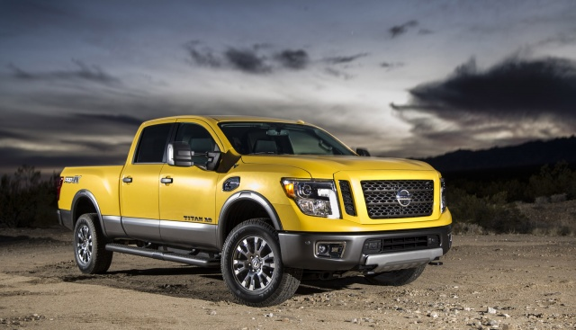 New Titan Commercial pays Respect to U.S. Pickups: What's the Plan?