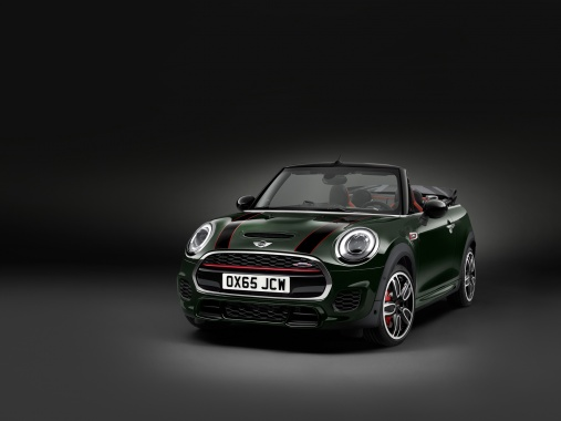 John Cooper Works Treatment for Mini Convertible
