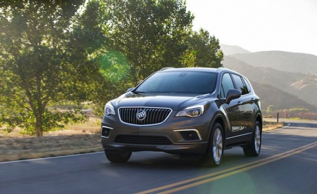 A New ''Exceed'' Trim Level for Buick Trademark