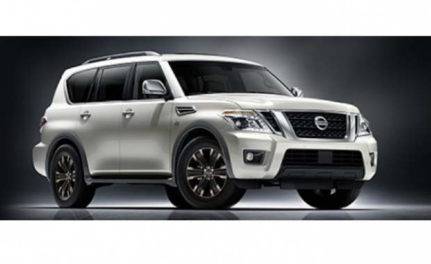 Refreshed 2017 Nissan Armada on a Forum