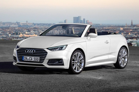 Audi A1 Cabriolet is not Likely to Happen