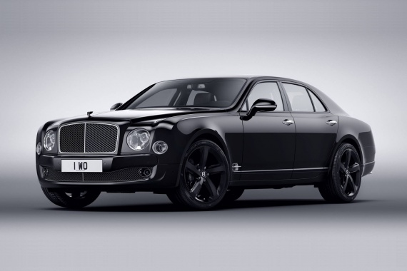 Meet Mulsanne Speed Beluga Edition from Bentley