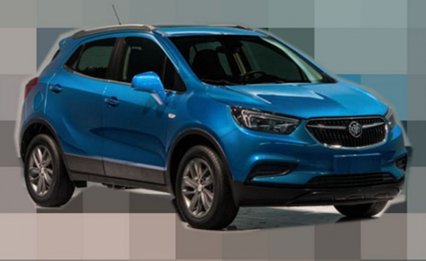 See 2017 Buick Encore its Debut