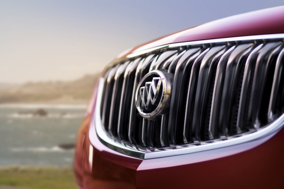 NY, expect Buick Enclave with Sport Touring Edition