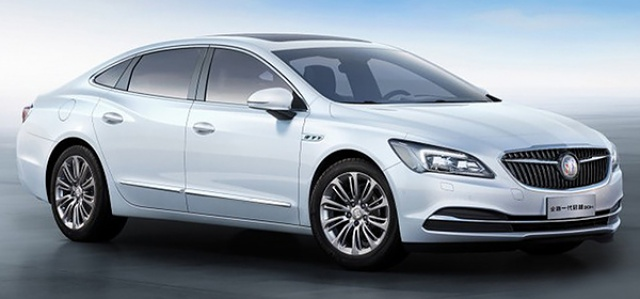 50 mpg Fuel Economy for Buick LaCrosse Hybrid