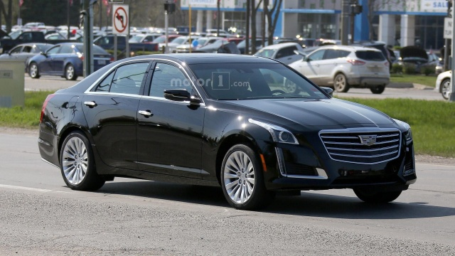 Tweaks in the Design of the 2017 Cadillac CTS