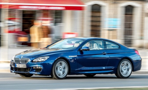 6 Series from BMW Can Become Porsche 911 Fighter
