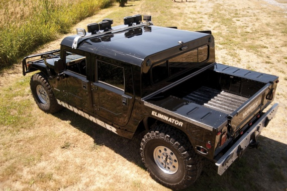Tupac's Hummer Was Bought for $337,144