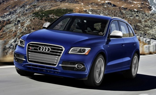 Electric Compressor gives more HP to Audi SQ5 Gets 30