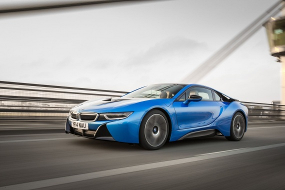 BMW Is Planning an All-Electric i8