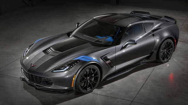 C8 Corvette with $290 Million Upgrade from Chevrolet