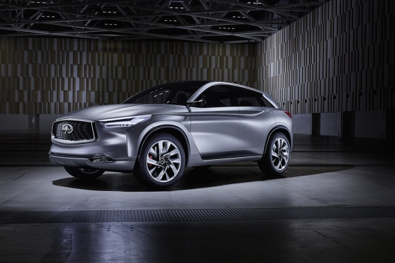 Paris Motor Show, Meet the Infiniti QX50 Replacement