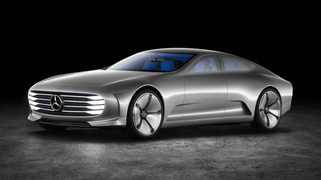 Mercedes Focuses on Electric Vehicles