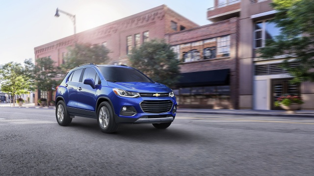 Restyled 2017 Chevy Trax Costs $21,895