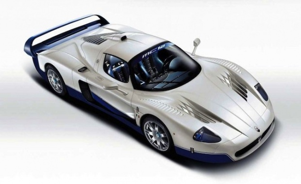 Maserati Wants to Make MC12 Successor