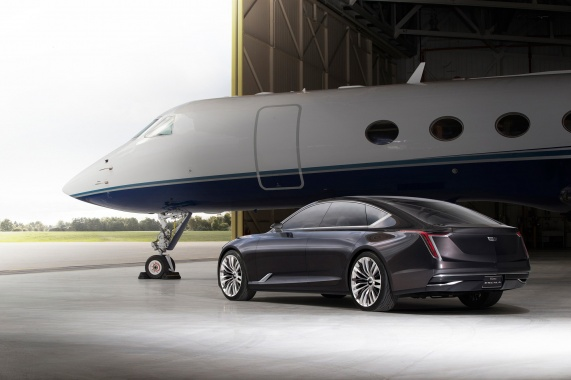Escala Concept from Cadillac is the Future of American Luxury
