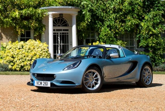 50 Years in Hethel: Lotus Elise 250 Special Edition