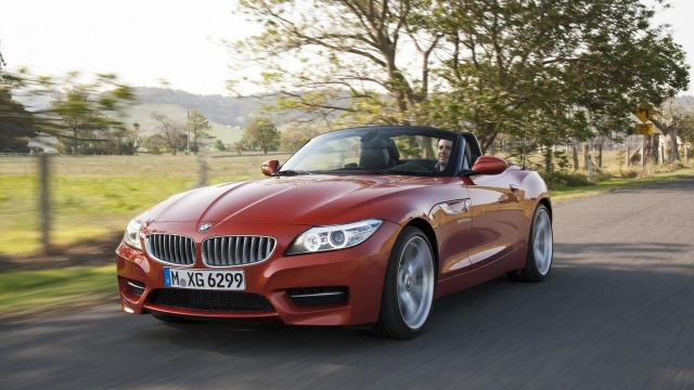 Good Bye, BMW Z4!