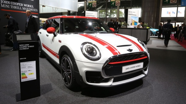 Paris, Meet Mini Clubman JCW