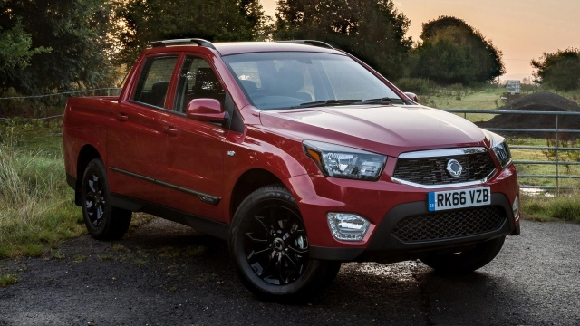 The New Korando Sport Pick-Up Will Be Named Ssangyong Musso