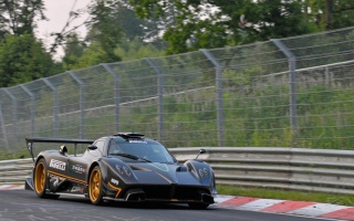 Pagani hints at new Nurburgring lap record