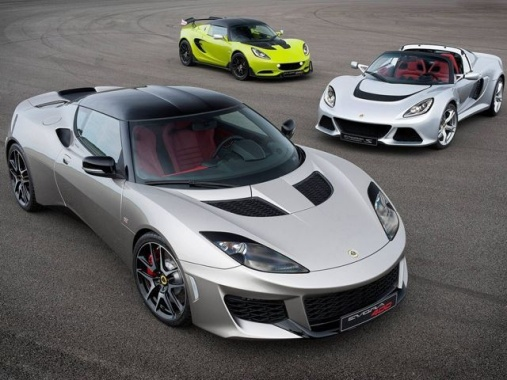 Lotus Might Be Owned By Chinese Company