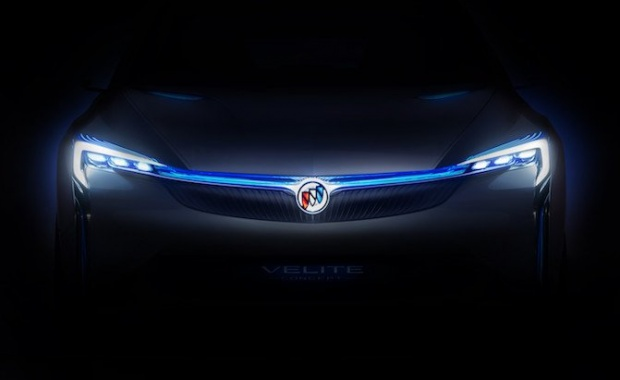The First Plug-In Hybrid From Buick For China