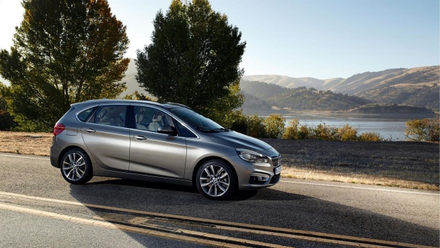 Popularity Of The 2 Series Minivan From BMW