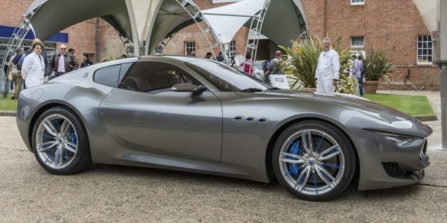 Alfieri EV From Maserati Will Happen