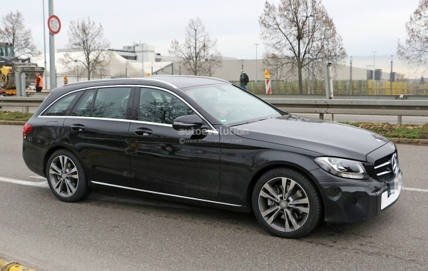 See Facelifted 2019 C-Class From Mercedes