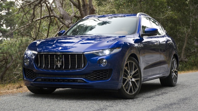 A Chance To Produce New Powerful Maserati Levante