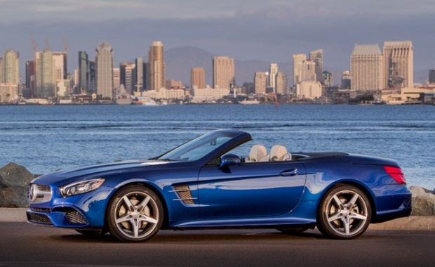 Proper AMG Treatment For Mercedes-Benz's High-End Roadster