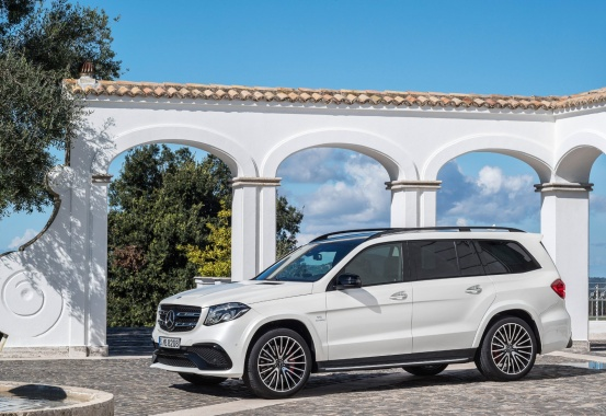 Mercedes-Benz Wants To Provide More High-End SUVs