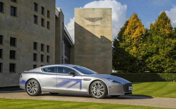 An EV Will Replace Aston Martin's Sedan