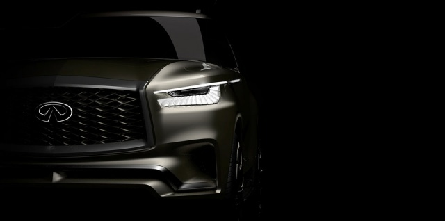 NY Will Preview Next Years Infiniti QX80