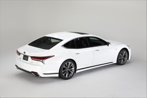 Will There Be A New LS F Sport Sedan From Lexus?