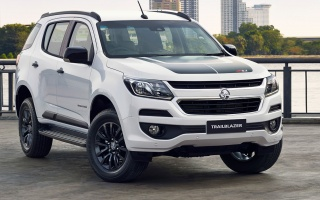 Styling Pack For This Year's Holden Trailblazer Z71