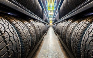 Sustainable Natural Rubber Tyres From General Motors
