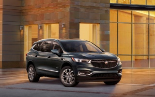 A Price Bump For Next Year's Buick Enclave